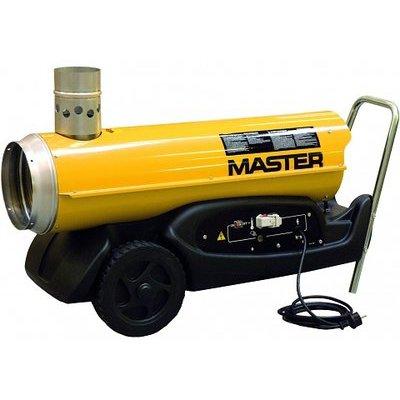 warmtekanon diesel